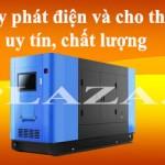 Dịch vụ bán và cho thuê máy phát điện giá rẻ
