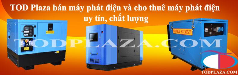 Dịch vụ bán và cho thuê máy phát điện giá rẻ uy tín chất lượng