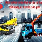 Dịch vụ bán và cho thuê xe cẩu các loại TODPlaza