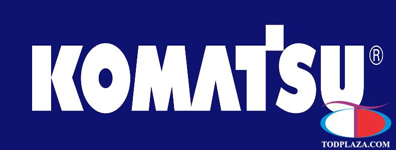 Hình ảnh logo máy phát điện Komatsu