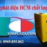 Cho thuê máy phát điện HCM chất lượng, uy tín