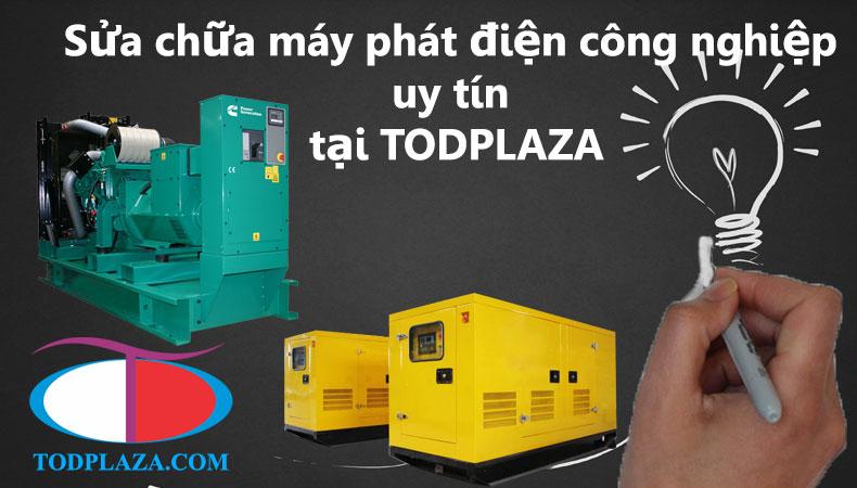 Dịch vụ sửa chữa máy phát điện công nghiệp uy tín