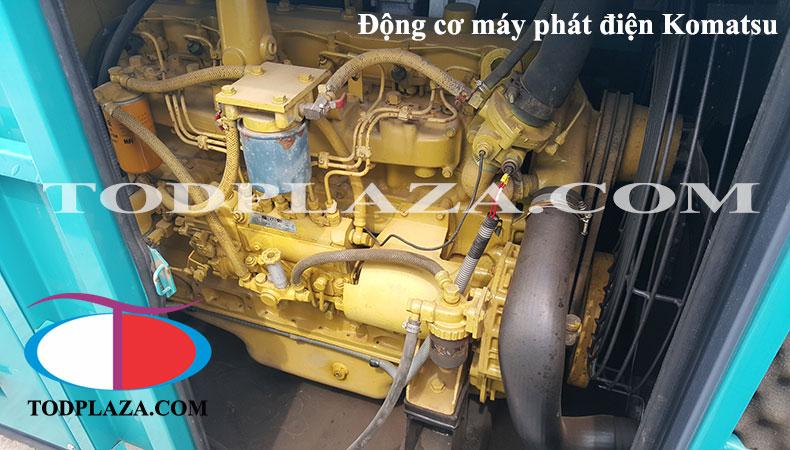 Động cơ máy phát điện Komatsu