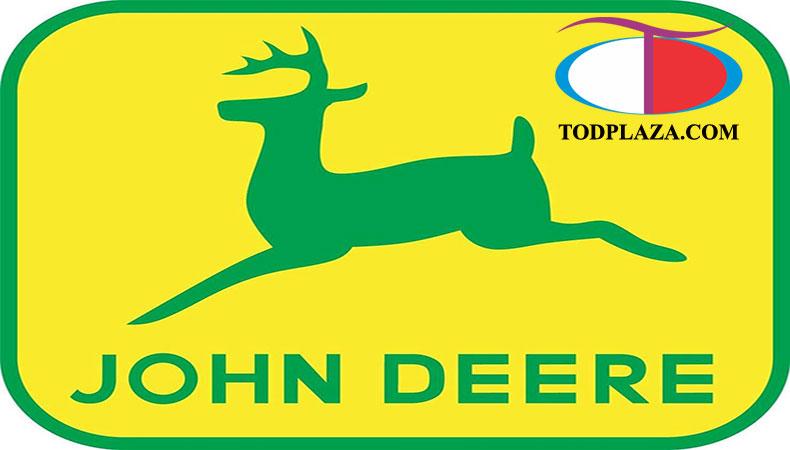 logo thương hiệu máy phát điện John Deere
