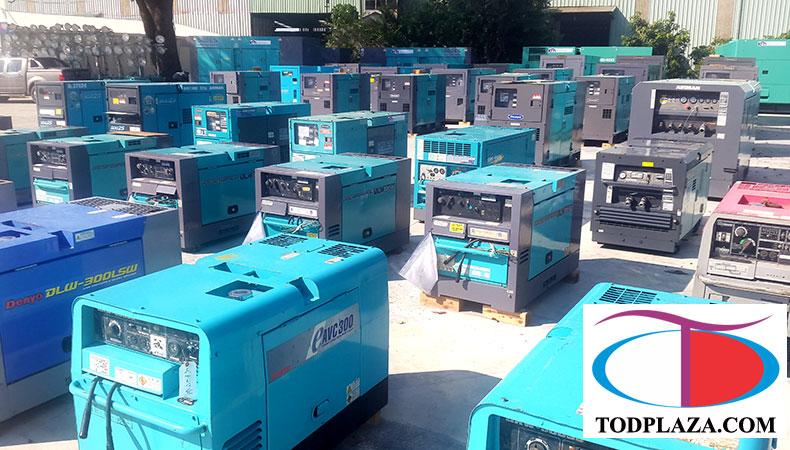 máy phát điện chính hãng chất lượng cao