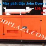 Máy phát điện John Deere chính hãng tại TOD Plaza