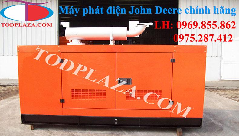 Sản phẩm và dịch vụ máy phát điện John Deere