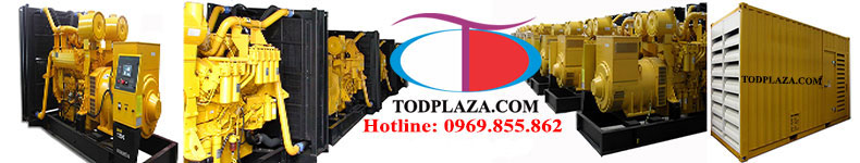 Sản phẩm và dịch vụ máy phát điện Komatsu