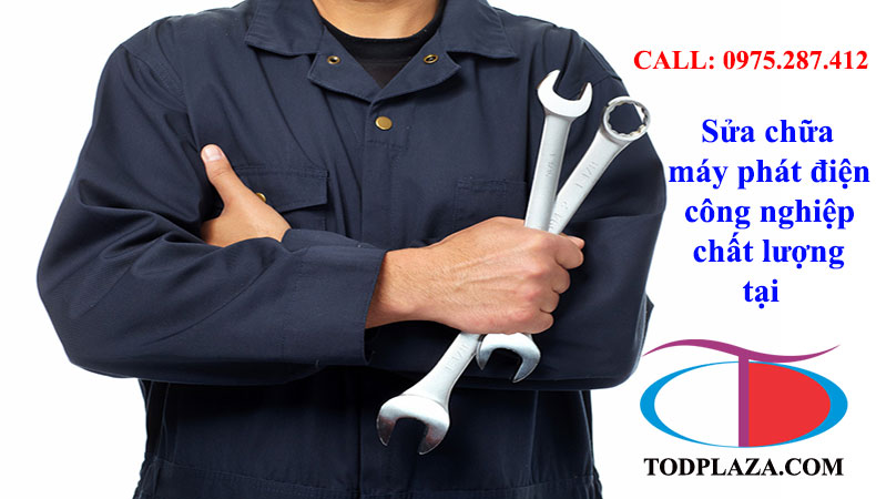 Sửa chữa máy phát điện công nghiệp chất lượng