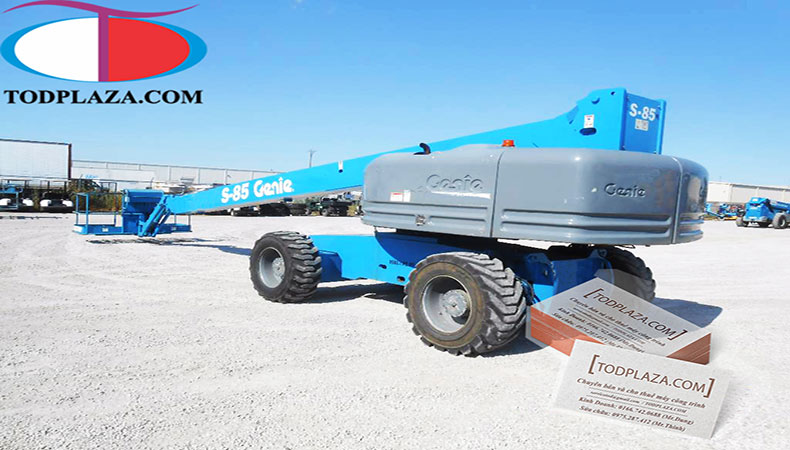 Xe boom - Dịch vụ cho thuê xe nâng