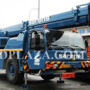 Xe cẩu 35 tấn