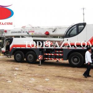 Xe cẩu 70 tấn