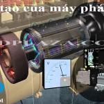 Tìm hiểu đôi nét cấu tạo của máy phát điện