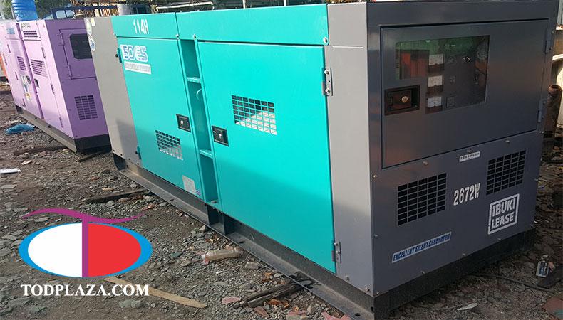 Cho thuê máy phát điện giá rẻ bắc từ liêm Hà Nội
