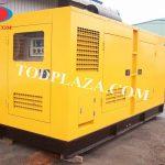 Cho thuê máy phát điện giá rẻ tại quận Long Biên