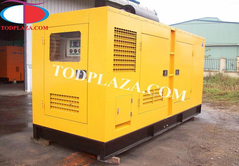 Cho thuê máy phát điện giá rẻ tại Hà Nội quận Long Biên