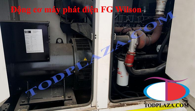 Động cơ máy phát điện FG Wilson