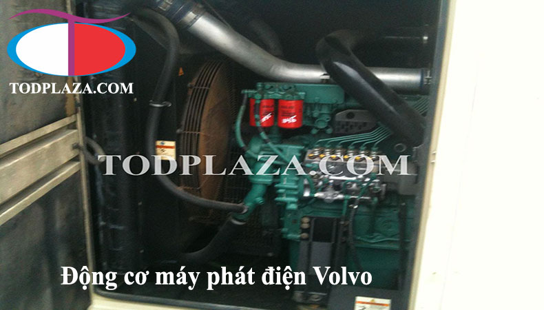 Động cơ máy phát điện Volvo