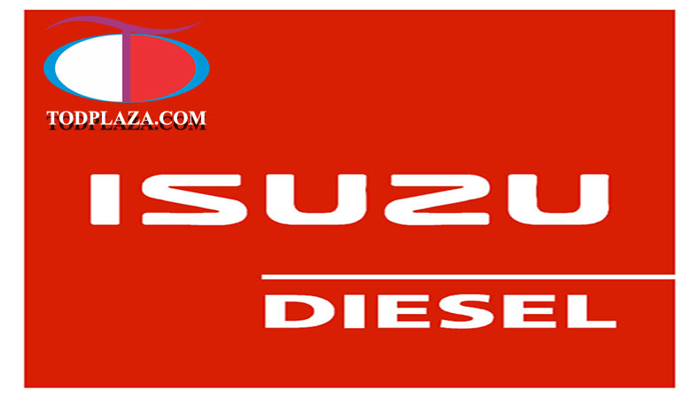 Logo máy phát điện Isuzu