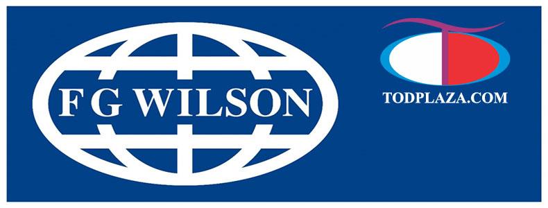 Logo máy phát điện FG Wilson