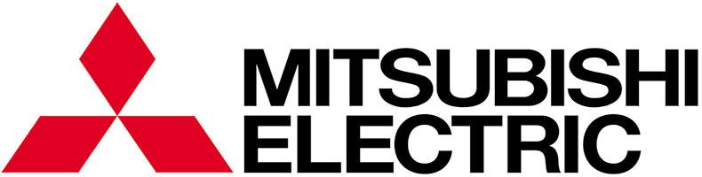 logo máy phát điện Mitsubishi