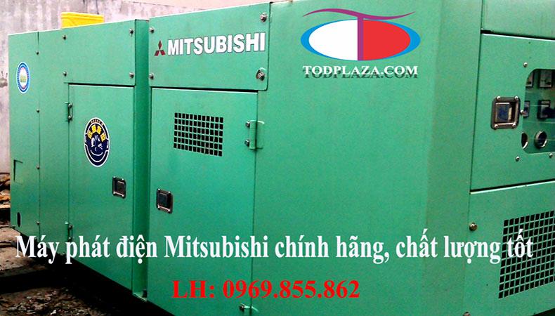 Máy phát điện Mitsubishi chính hãng, chất lượng tốt