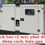 bảo vệ máy phát điện