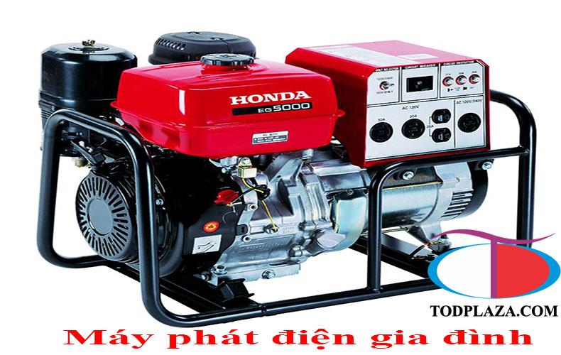 loại máy phát điện gia đình