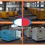 Lưu ý khi mua và thuê máy phát điện công nghiệp