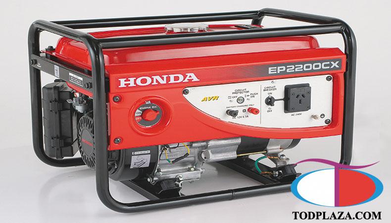 máy phát điện gia đình loại nào tốt - Máy Honda