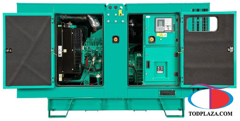 máy phát điện Cummins C110-D5
