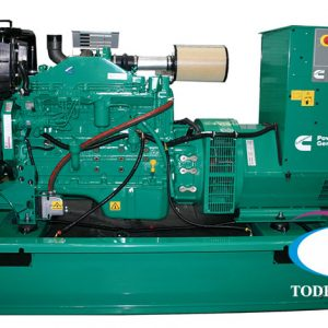 Máy phát điện Cummins C125-D5