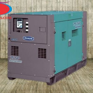 Máy phát điện Denyo DCA 75SPI