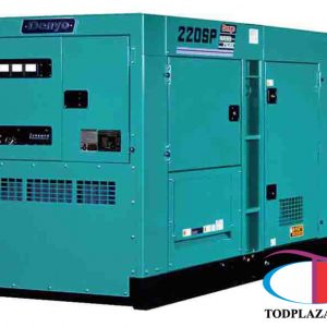 máy phát điện Denyo DCA-220SPK3