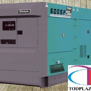 Máy phát điện Denyo DCA 600SPK