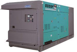 máy phát điện Denyo DCA-800SPM