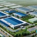 Cho thuê 02 xe nâng hàng tại công trình Samsung HCM