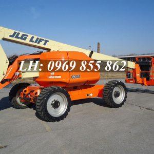 BOOM JLG 600A