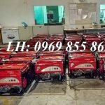 Dự án cho thuê 300 máy phát điện 5kva