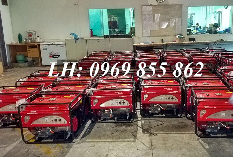 Dự án 100 máy phát điện