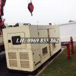 Cho thuê máy phát điện 400Kva tại Hà Nam