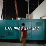 Hợp đồng bán máy phát điện Doosan 325Kva